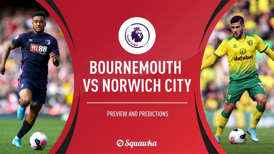 Norwich City – Bournemouth 22h00' 18/01/2020 – Cuộc chiến trụ hạng !!!